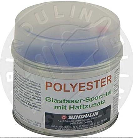 Glasfaserspachtel 750 G Set Inkl 1x Pinsel Für Beizen Elektronik