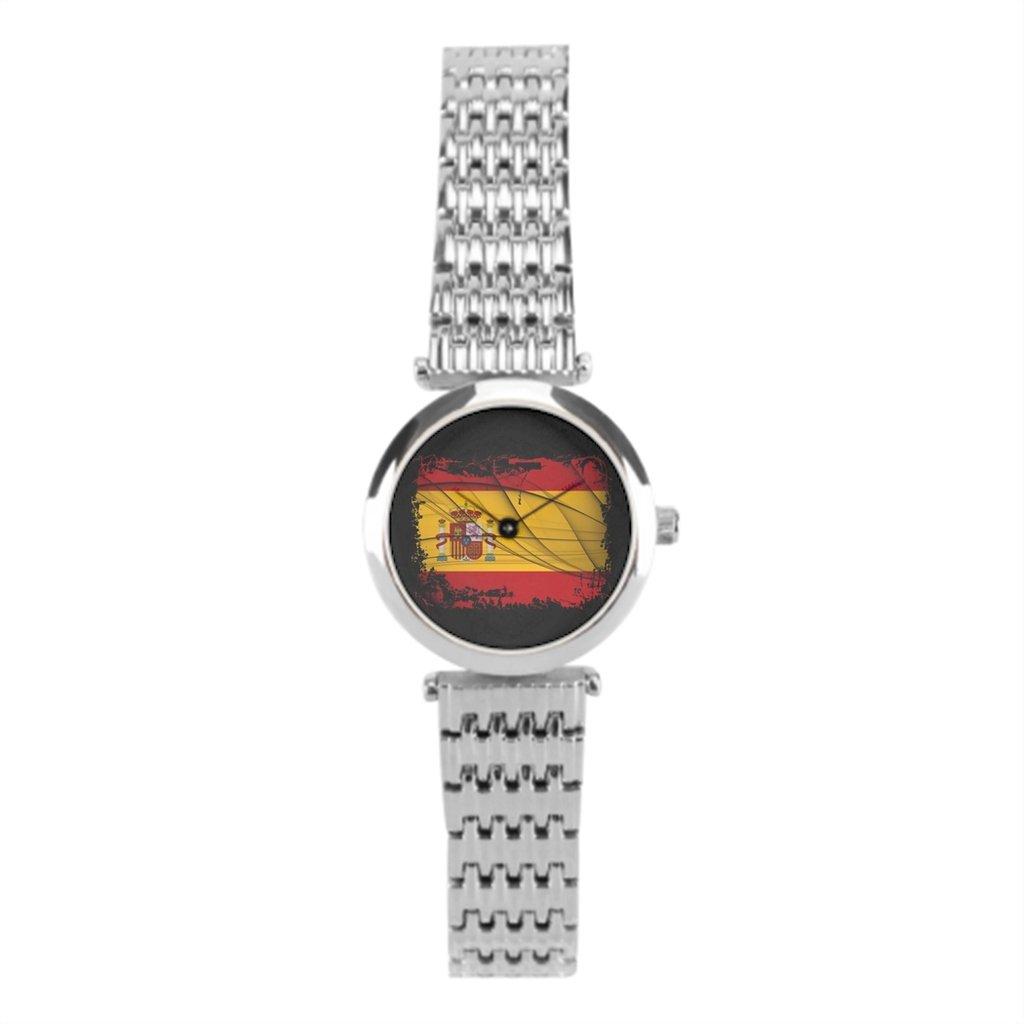 winlighting nación Bandera de España de la Mujer Relojes de ...
