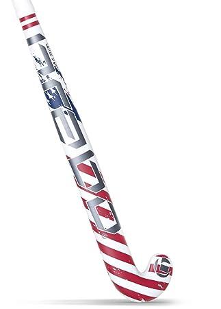 Brabo G-Force Flag USA Hockey Stick: Amazon co uk: Sports & Outdoors