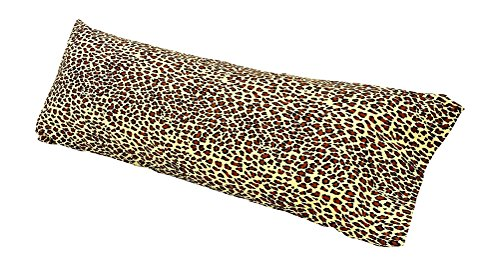Bed in a Bag 3708 21 x 54 in. Microfiber Pillow Protector Animal Print - Cheetah by Bed Bag