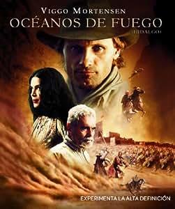 Océanos De Fuego (Hidalgo) [Blu-ray]
