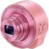 Sony lens style camera Cyber-shot DSC-QX10/P (Pink) (International Model)