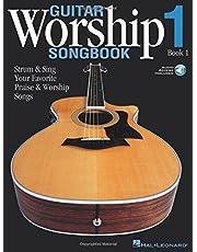 Guitar Worship Songbook, Book 1: Strum & Sing Your Favorite Praise & Worship Songs