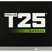 Shaun T's FOCUS T25 GAMMA Cycle 4 DVD Workout