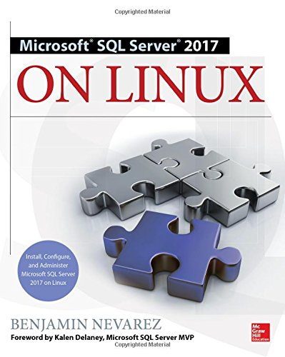 Microsoft SQL Server 2017 on Linux by McGraw-Hill Education