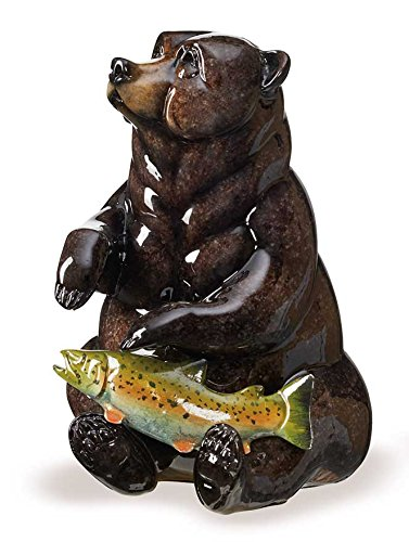 Finders Keepers - Bear Imago Sculpture by Stephen Herrero