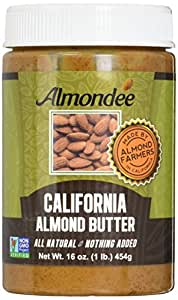 California Almond Butter - 16 Ounce Jar