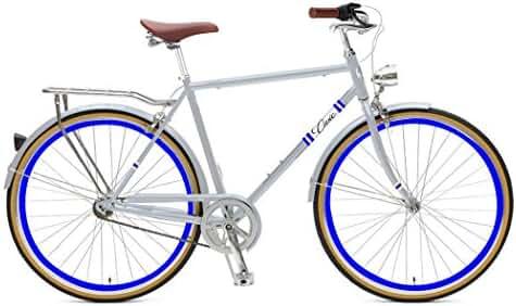 Zycle Fix Civic Men - Diamond - Men City Series Single-Speed Urban Commuter Bike