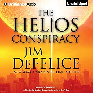 The Helios Conspiracy Audiobook
