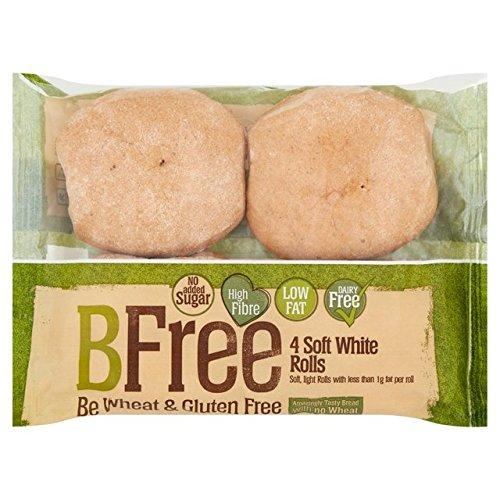 BFree Gluten Free Rolls, Soft White, Vegan, Soy Free, Egg Free, Nut Free, Dairy Free, Kosher, 8.47 Ounce (Pack of 3) ?