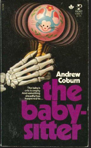 book cover of The Babysitter