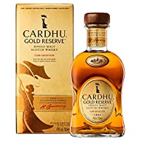 Cardhu Gold Reserve Single Malt Scotch Whisky, 70 cl
