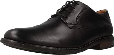 Clarks Becken Lace, Zapatos de Cordones Brogue Hombre