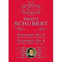 Symphonies Nos. 8 & 9
