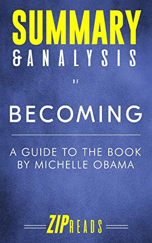 Pdf Teen Summary & Analysis of Becoming: A Guide to the Book by Michelle Obama