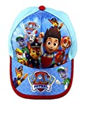 Paw Patrol Children' Girls Boys Outdoor Sunshade Baseball Cap Hat For 2-7 Years (Blue)