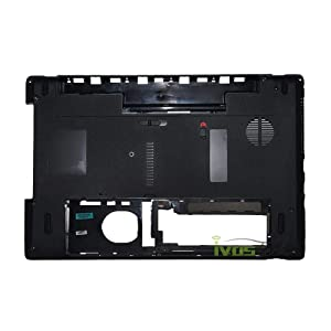 lenboes Laptop Bottom Base Cover Midframe Lower Case Replacement Part for Acer Aspire 5252 5336 5736 5736G 5736Z 5742 5742Z