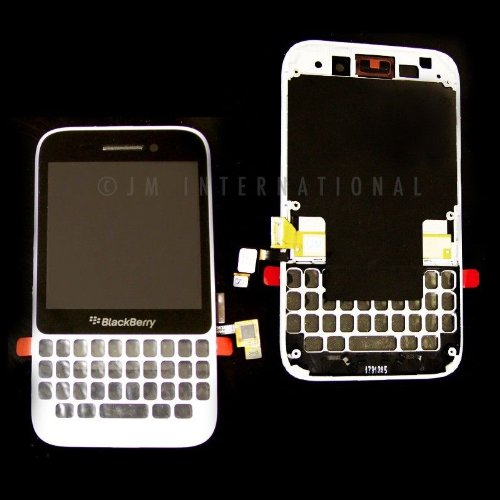 is the blackberry q5 touch screen get the