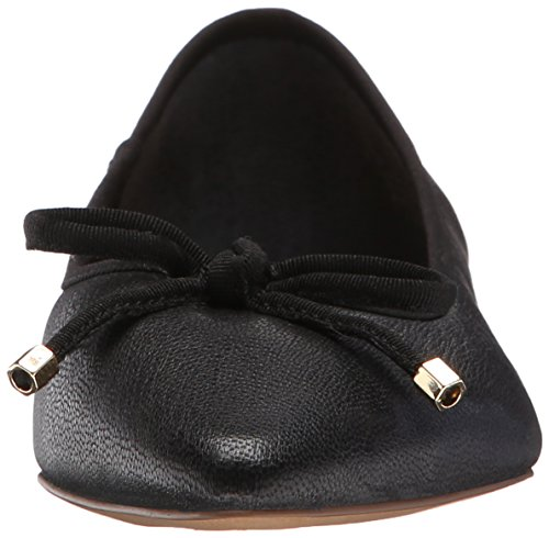 Shari2 Black Franco Pointed Women's Flat Toe Sarto RZHqBnW1