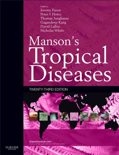 Manson's Tropical Diseases Pdf