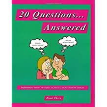20 Questions... Answered, Book 3