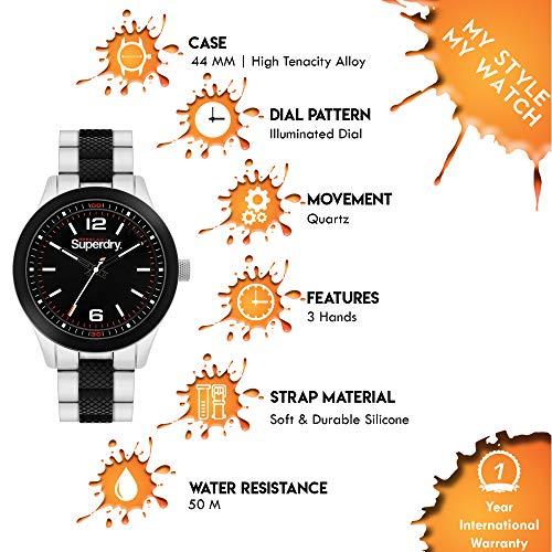 Superdry Armbandsur Syg288Bsm