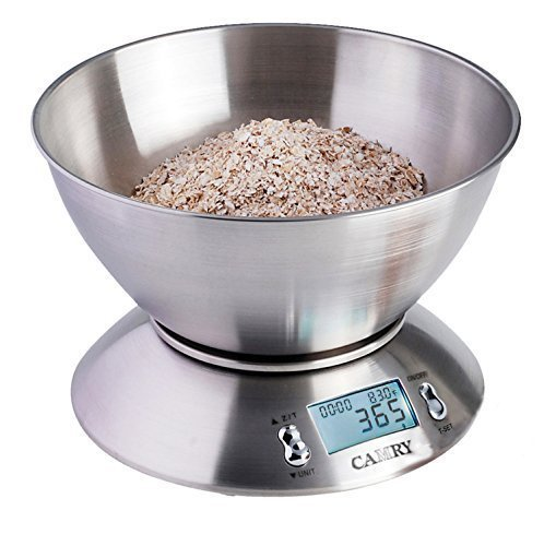 Top 5 best kitchen scale baking for sale 2017 save expert for How much is a kitchen scale