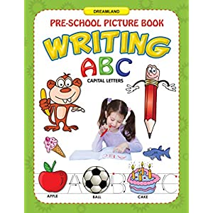 ABC Capital Letters Writing (Pre-School...
