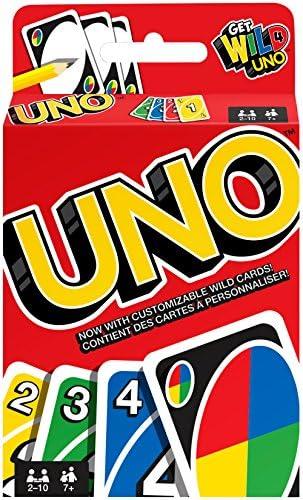 Mattel Games UNO Card Game