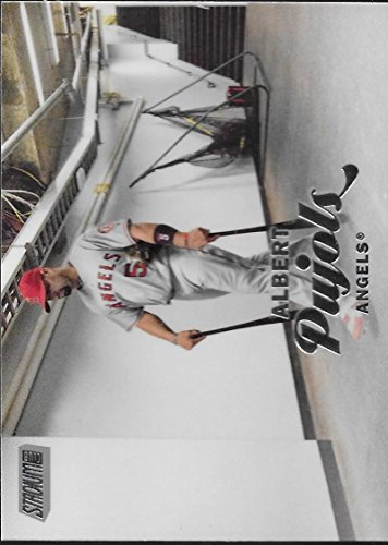 2017 Topps Stadium Club #269 Albert Pujols Los Angeles Angels Baseball Card