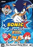 Sonic X: The New World Saga- Season 1