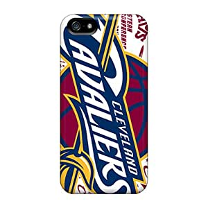 Snap-on Cases Designed For Iphone 5/5s- Cleveland Cavaliers