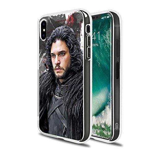 Amazon.com: Got Jon nieve funda para iPhone 5 5S Se6 Plus 6S ...