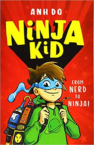 Amazon.com: Ninja Kid: From Nerd to Ninja (9781407193342 ...