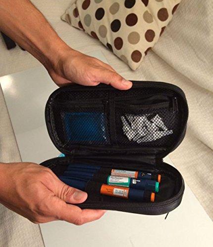 Insulin Travel Case Epipen Carrying Case Insulin Pen