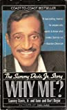 Front cover for the book Why Me?: The Sammy Davis, Jr. Story by Sammy Davis, Jr.