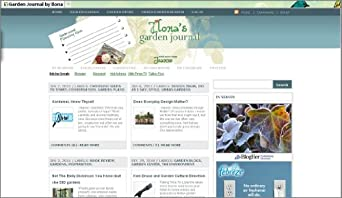 Ilona's Garden Journal