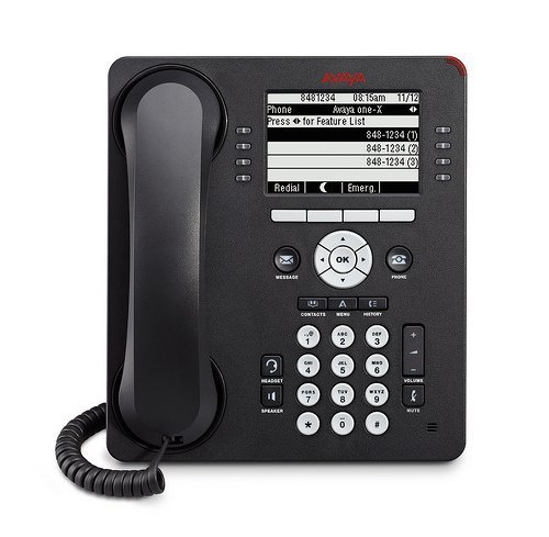 Avaya 9608 IP Phone (Renewed) ()