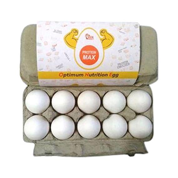 Henfruit Super White Eggs, 10 Pack