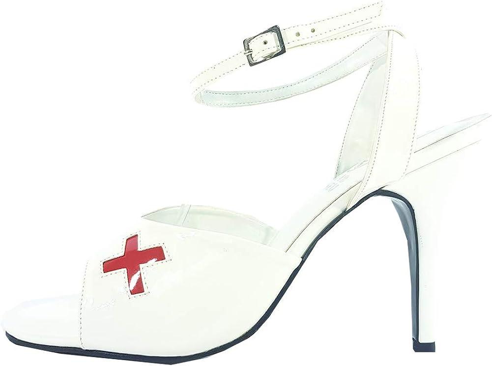High Heel Court Pump Shoes Nurse