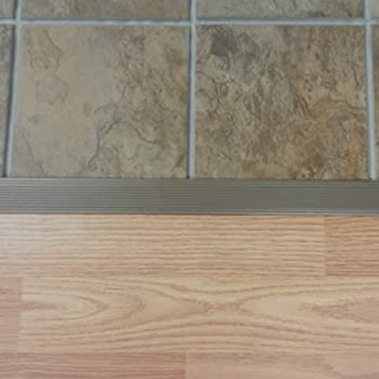 M D Building Products Cinch Seam Cover Fluted 36 Spice Spice Flooring Accessories