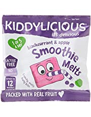Kiddylicious Smoothie Metls Blackcurrant, 6 g