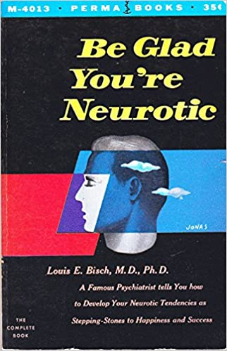Image result for you're neurotic book amazon