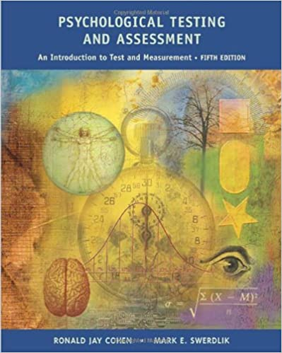 Amazon com: Psychological Testing and Assessment: An