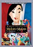 Mulan & Mulan II - 15th Anniversary Edition - 3 Disc Special Edition
