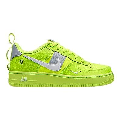 newest 8f79a dd54b Amazon.com   Nike Air Force 1 Lv8 Utility (gs) Big Kids Ar1708-700 Size 4.5    Basketball