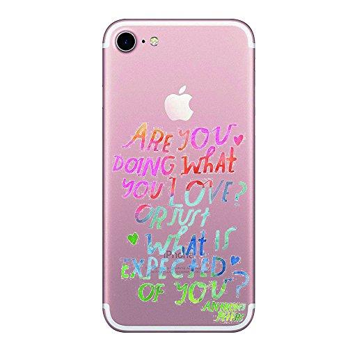 iphone 6 Cover ,Transparent Custodia Antiuroto Ultra Sottile Bumper Soft Morbido TPU Gel Silicone Protettiva Case per i Phone 6s Plus (i Phone 6s/6 Plus, Gel di silice 1)