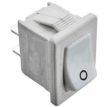 Spares2go RA2 tipo interruptor para Haier BW BD SC SD Series ...