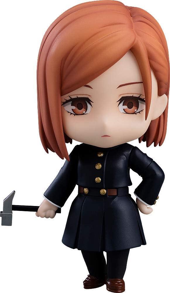 Good Smile Jujutsu Kaisen: Nobara Kugisaki Nendoroid Action Figure