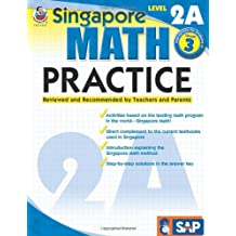 Math Practice, Grade 3: Reviewed and Recommended by Teachers and Parents